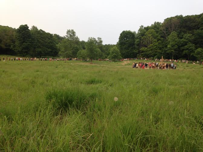 Rainbow Gathering- Exploring Self Sustainable Communty